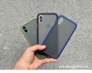 Ốp dẻo viền màu Benks Smooth iPhone